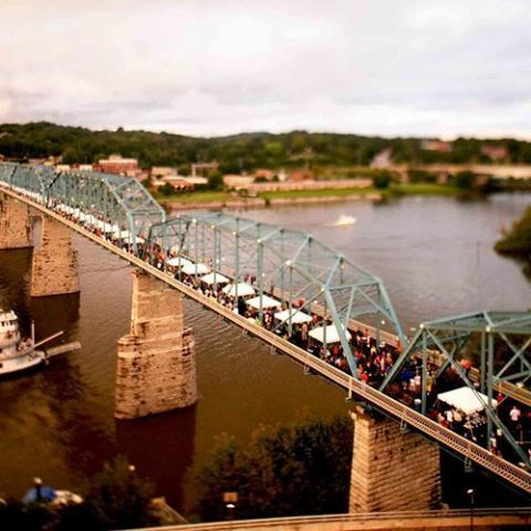 Ready for a Weekend Getaway? Here's the Perfect 48 Hours in Downtown Chattanooga