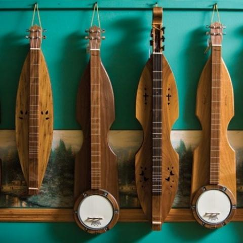 Wood-N-Strings Dulcimer Shop