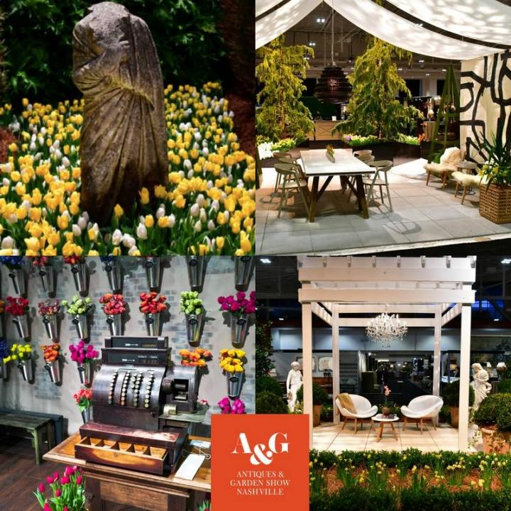 magnificent home and garden show nashville tn. Garden Antiques and Show of Nashville in  TN Tennessee