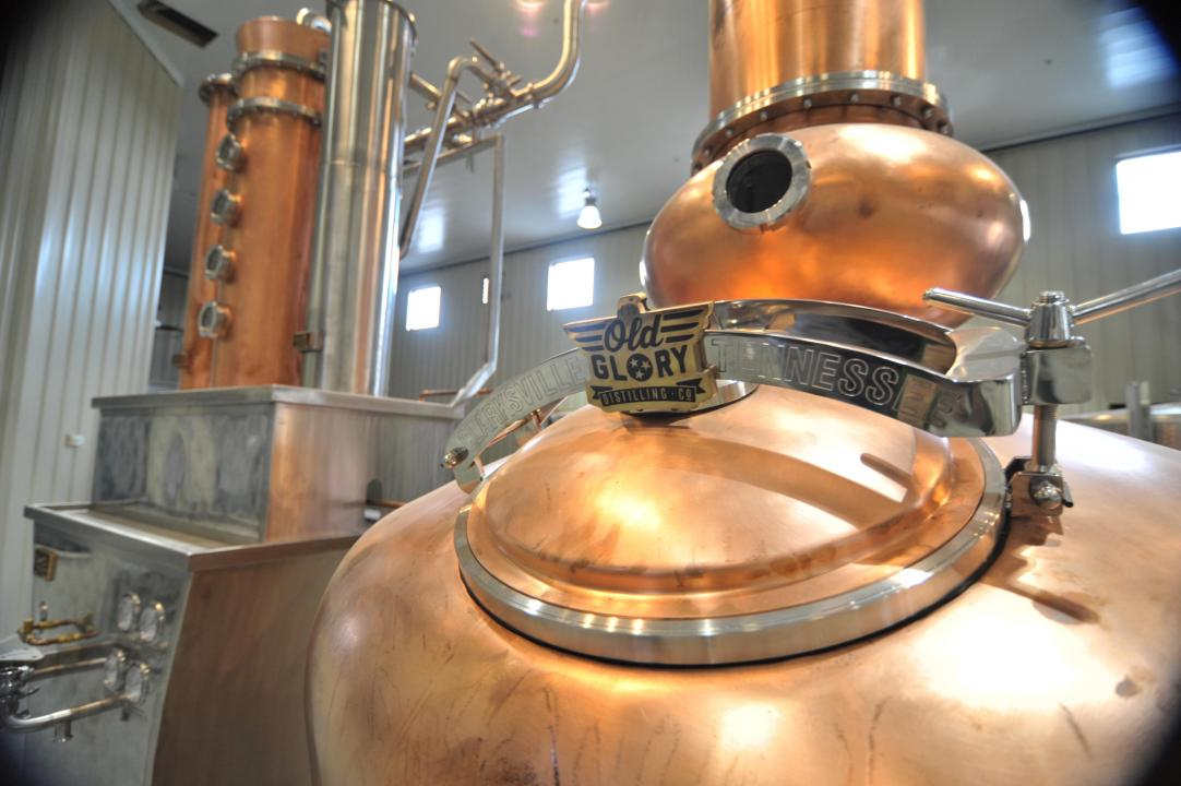 Old Glory Distilling  Co. Pot Still