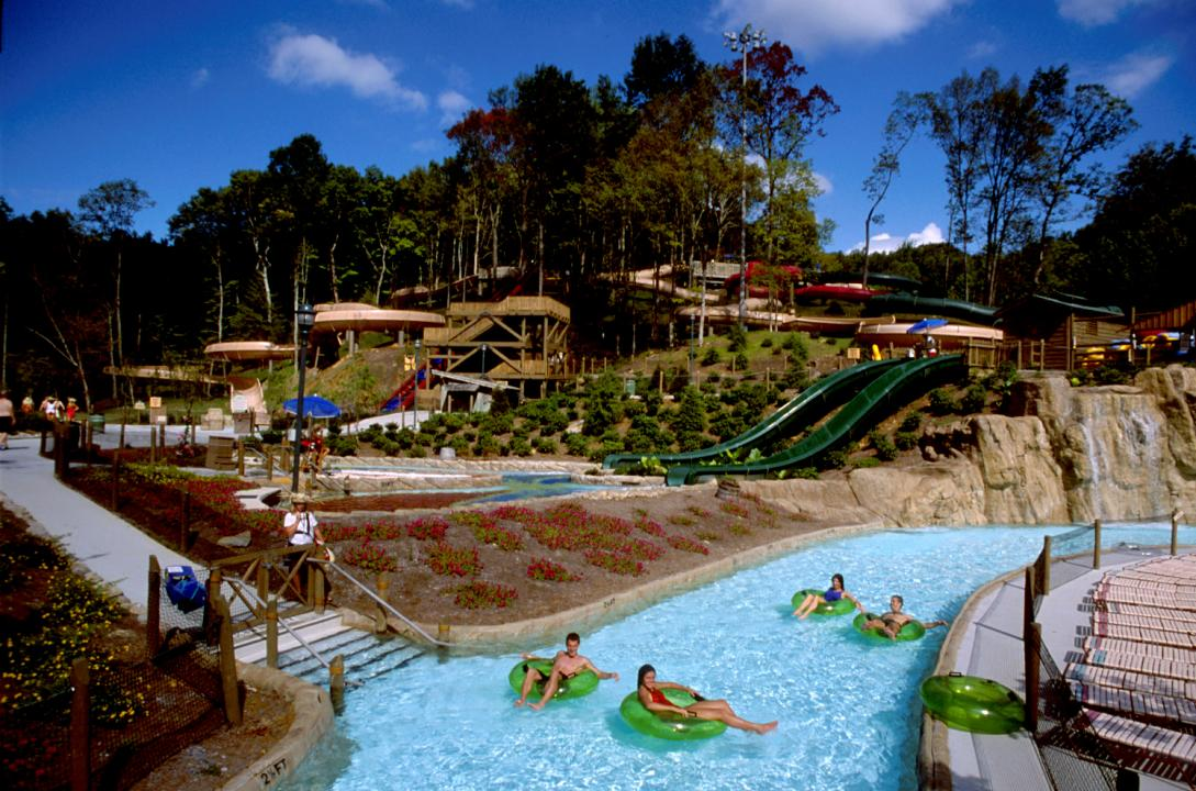Dollywood S Splash Country In Pigeon Forge Tn Tennessee
