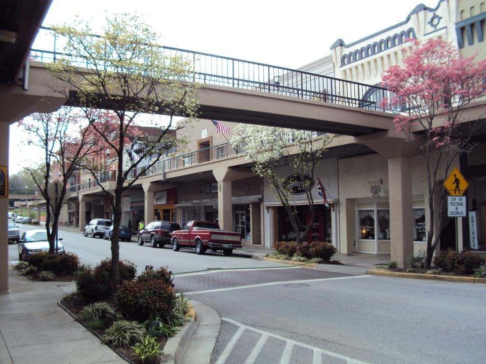 Historic Downtown Morristown In Morristown Tn Tennessee