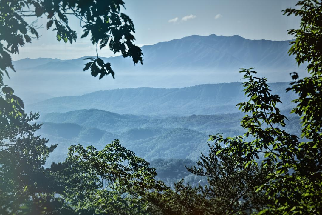 Sevierville is located in the foothills of Great Smoky Mountains National Park.