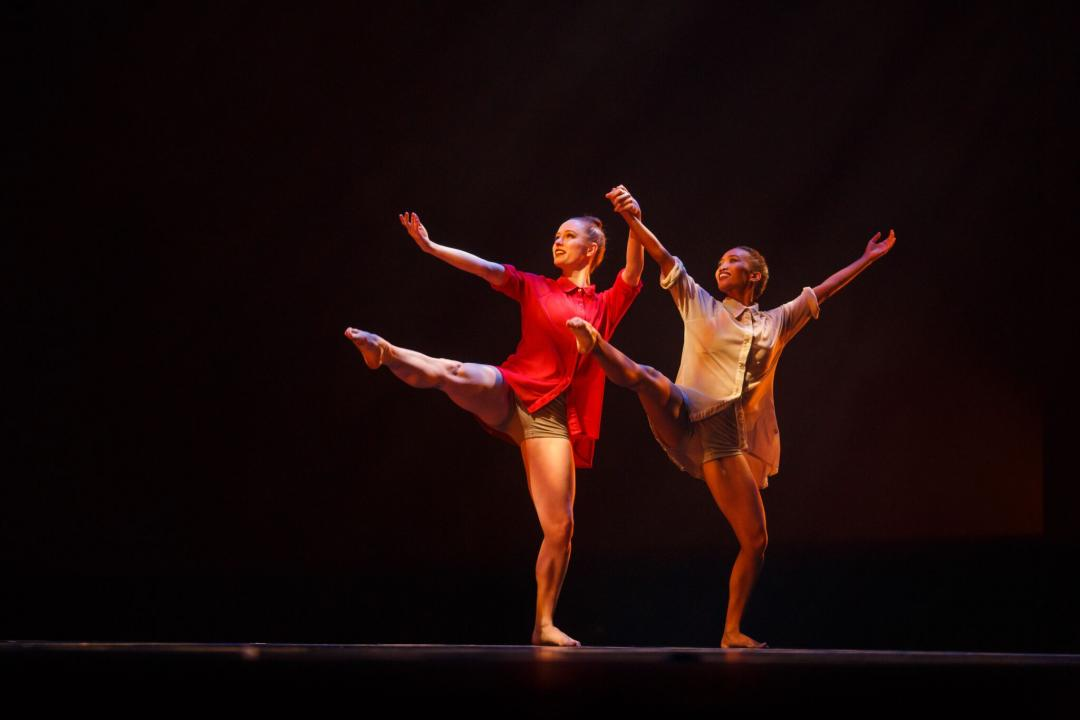Koresh Dance at Clayton Center for the Arts