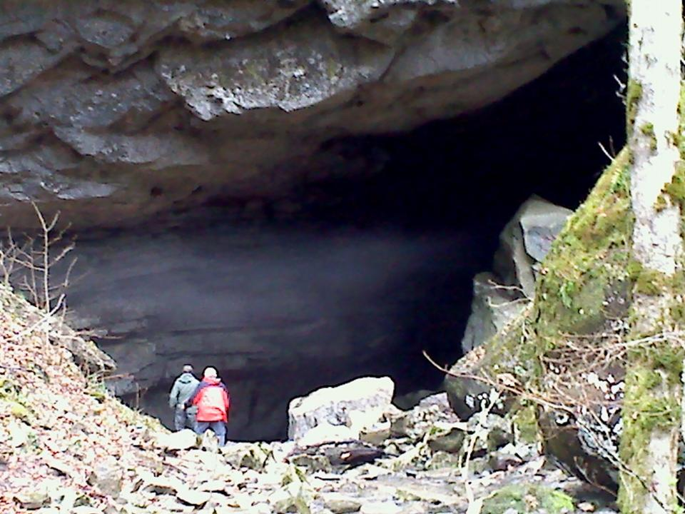 Lost Creek Cave