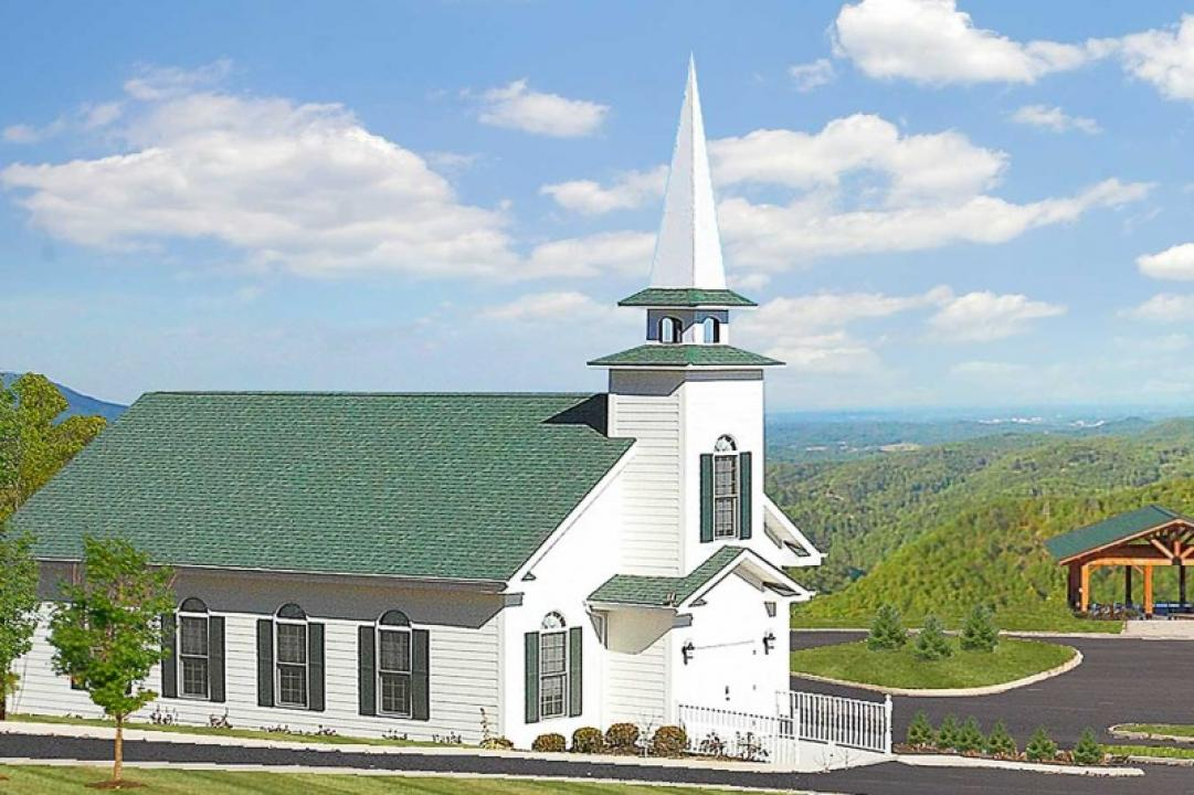 Chapel At The Preserve In Pigeon Forge Tn Tennessee
