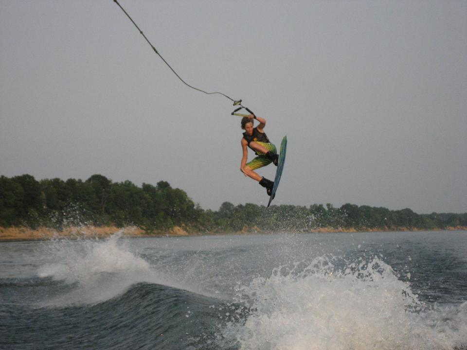 Wakeboarding and water sports