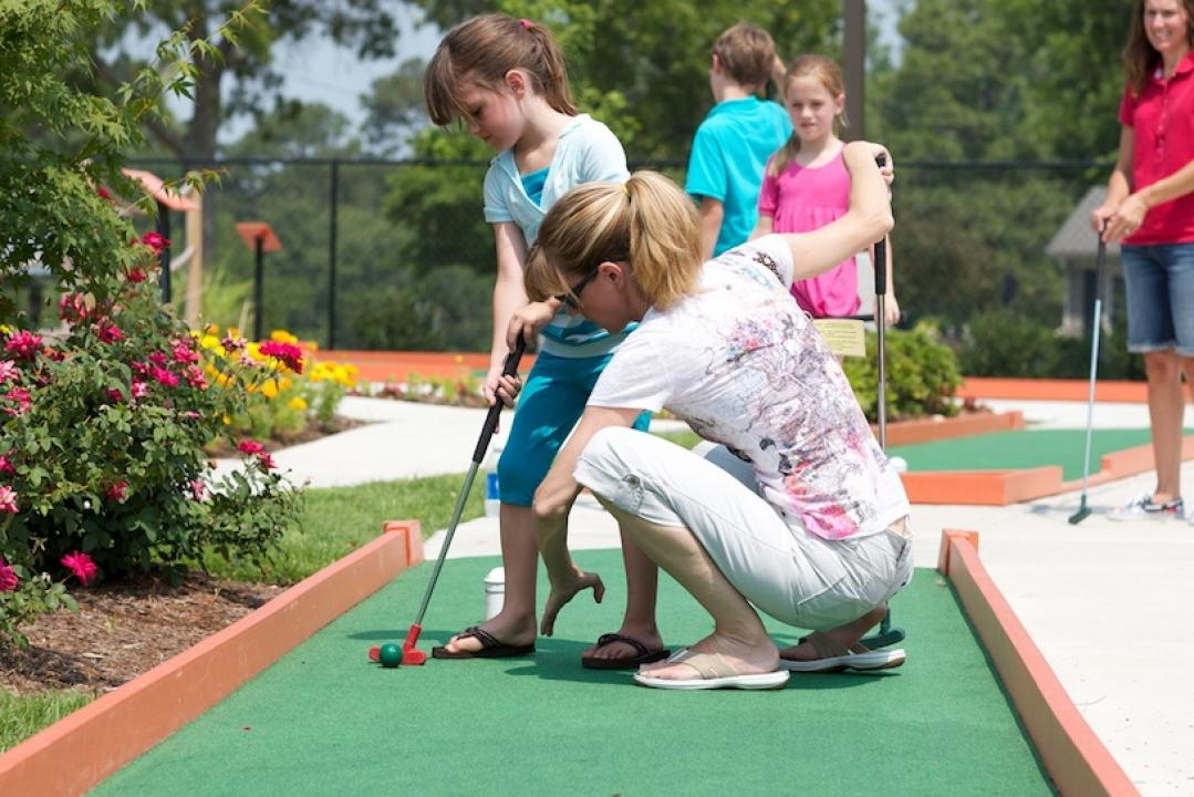 Putt-Putt Golf and Games in Knoxville, TN - Tennessee Vacation