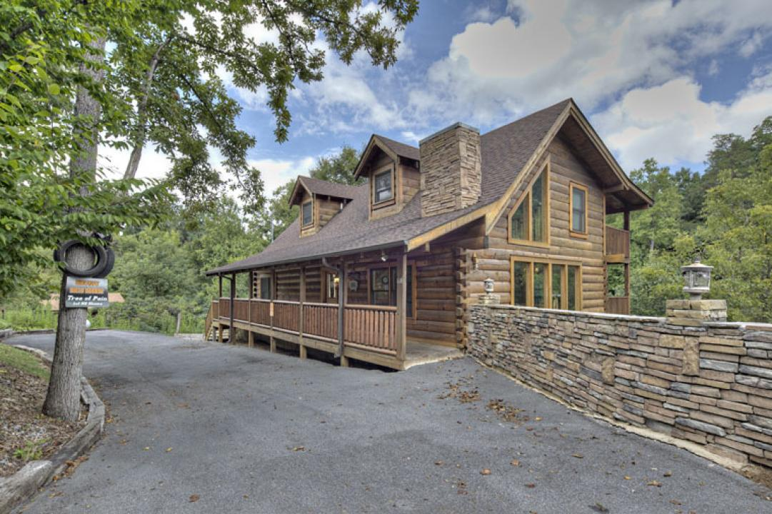Heritage Cabin Rentals In Pigeon Forge, TN