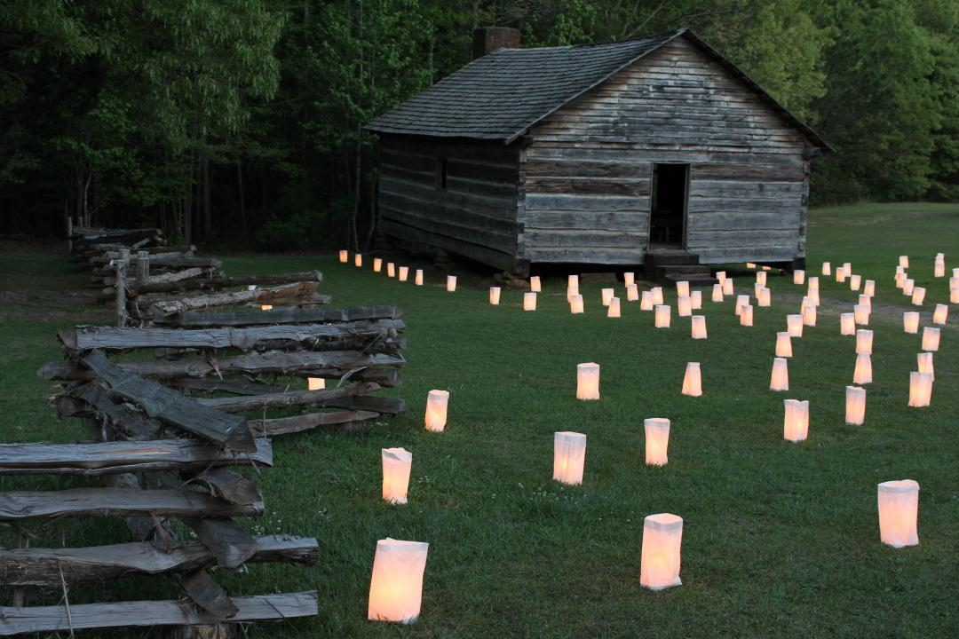 Luminaries and Shiloh Church