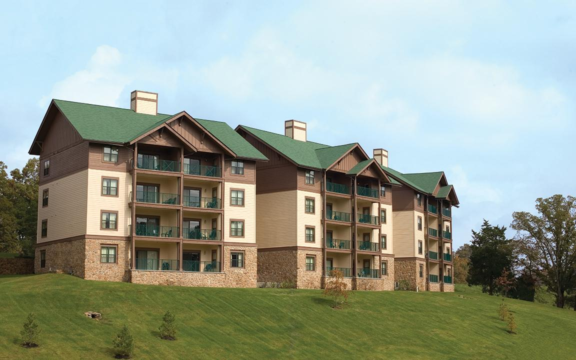Sevierville, TN - Wyndham Smoky Moutains, Exterior