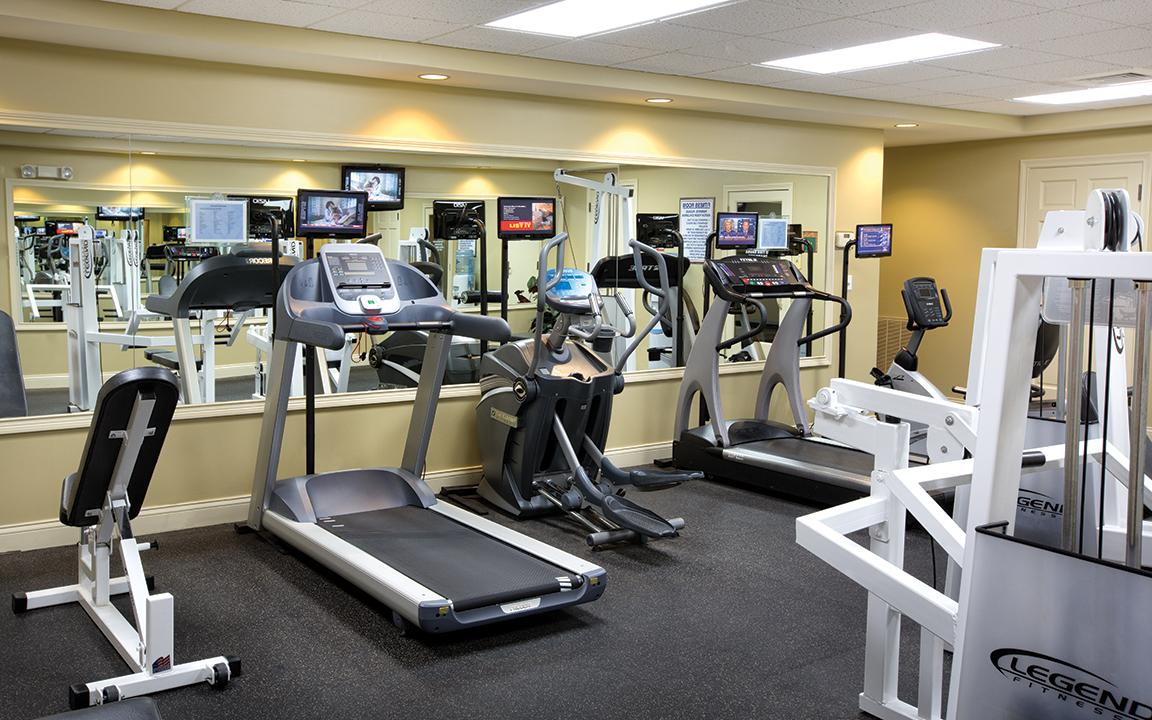Sevierville, TN - Wyndham Smoky Moutains, Fitness Center