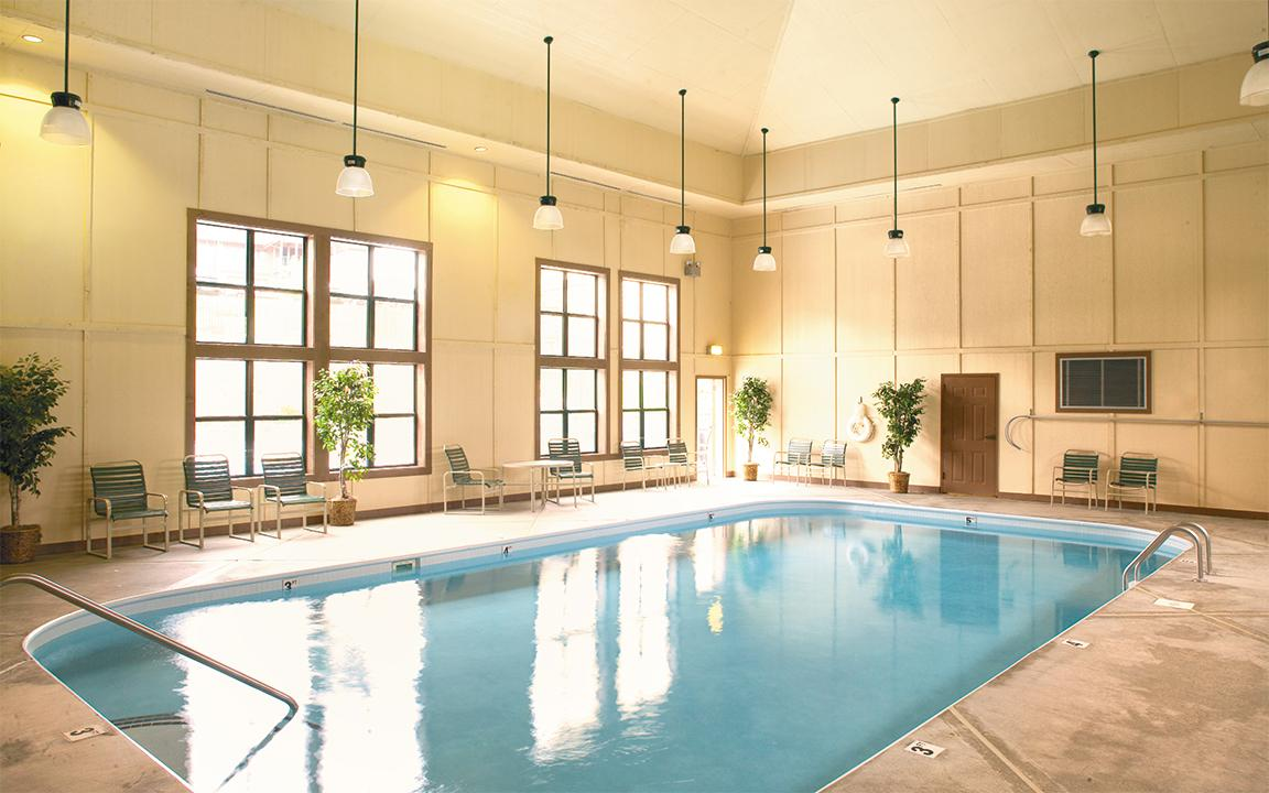 Sevierville, TN - Wyndham Smoky Moutains, Second Indoor Pool