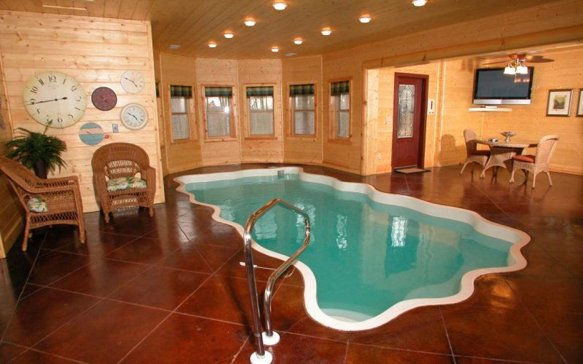Beau Timber Tops Luxury Cabin Rentals   Pigeon Forge