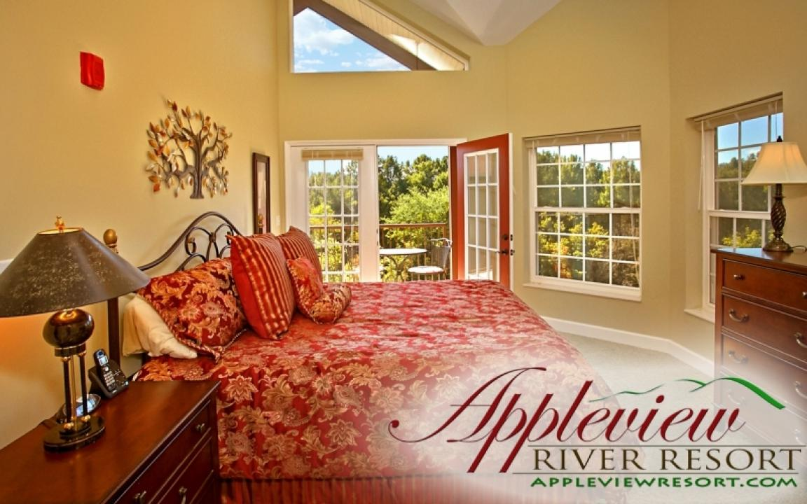 Appleview River Resort In Sevierville  Tn
