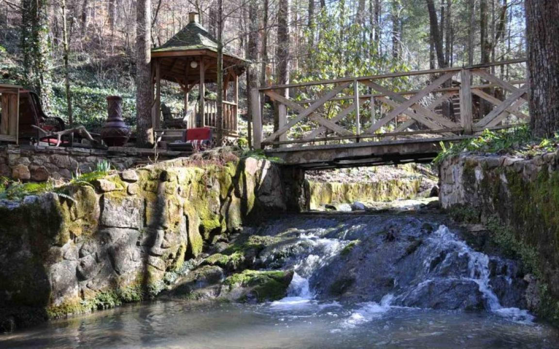 Creekwood Cabin In Townsend Tn Tennessee Vacation
