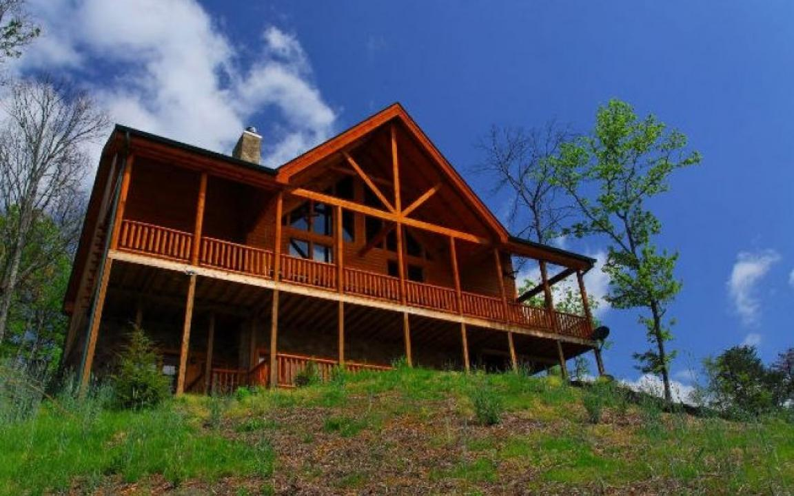 Fireside Chalets In Pigeon Forge Tn Tennessee Vacation