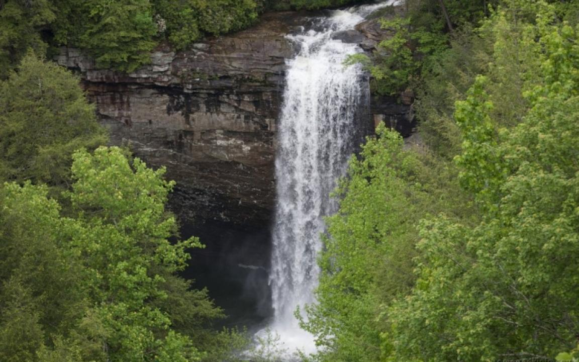 Tennessee marion county sequatchie - Foster Falls Small Wild Area