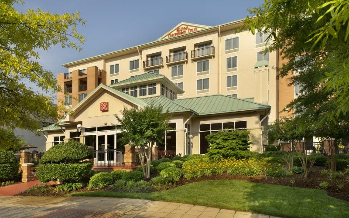 Hilton Garden Inn Downtown Chattanooga In Chattanooga Tn Tennessee Vacation