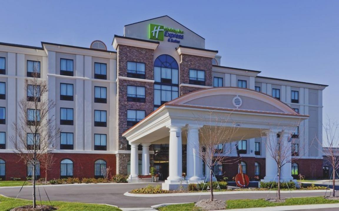 Holiday Inn Express & Suites Nashville-Opryland in ...