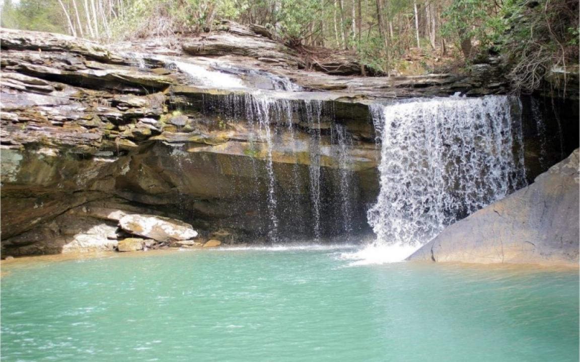 Justin P Wilson Cumberland Trail State Park In Caryville