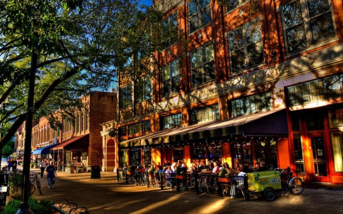 Large Downtown Knoxville Tn Restaurants