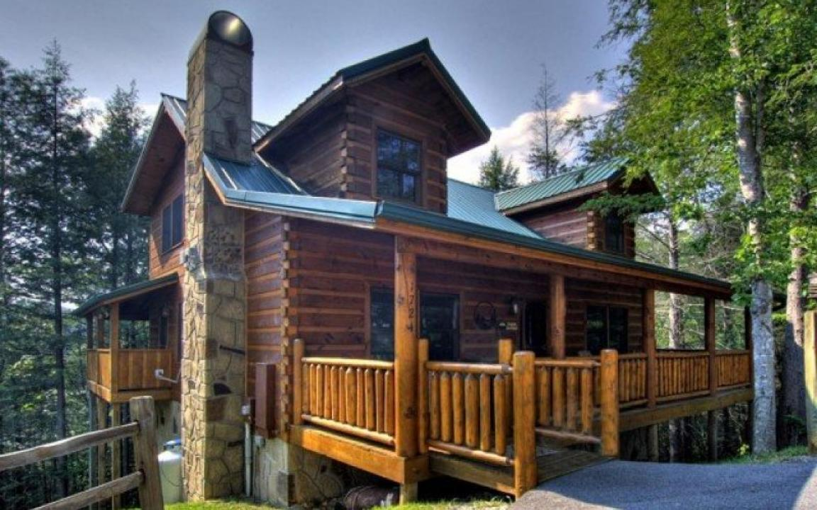 Mountain Sunset Cabins In Sevierville Tn Tennessee Vacation