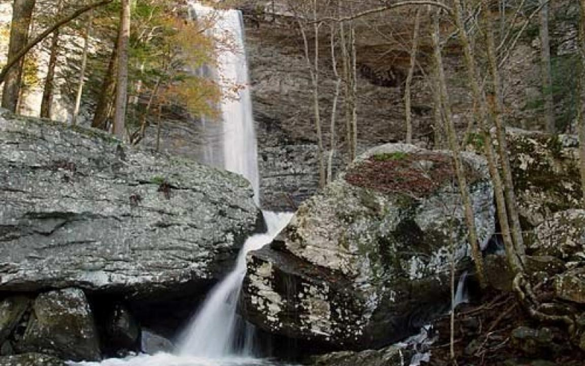 Ozone Falls In Crossville Tn Tennessee Vacation