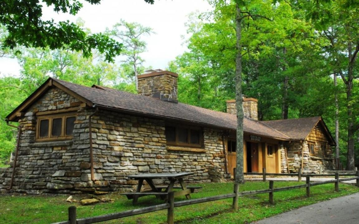 Pickett Ccc Memorial State Park In Jamestown Tn