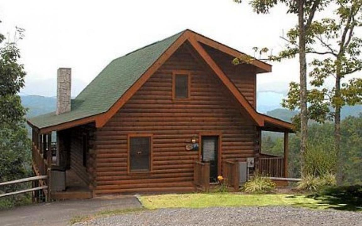 Pigeon forge retreat cabins in pigeon forge tn for Pigeon forge large cabin rentals