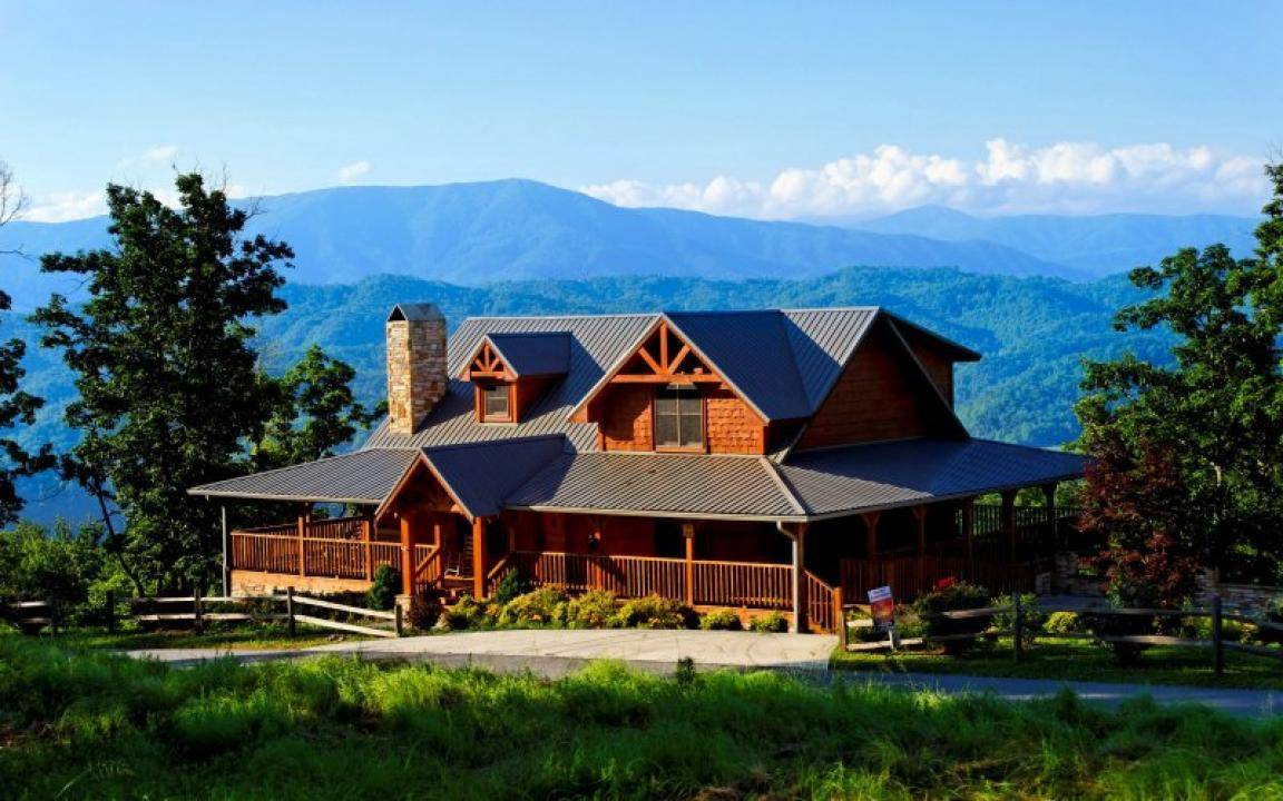 Pigeon forge tn cabins in pigeon forge tn tennessee for Large cabins in pigeon forge tennessee