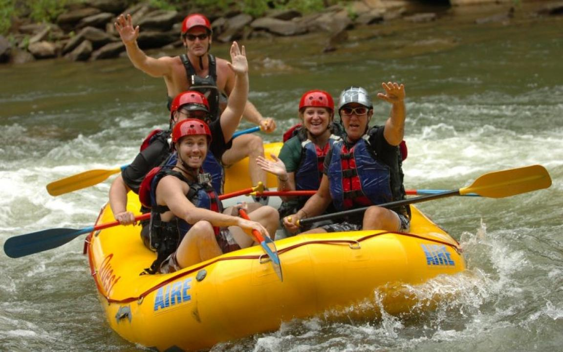 Quest Expeditions Inc In Ocoee Tn Tennessee Vacation