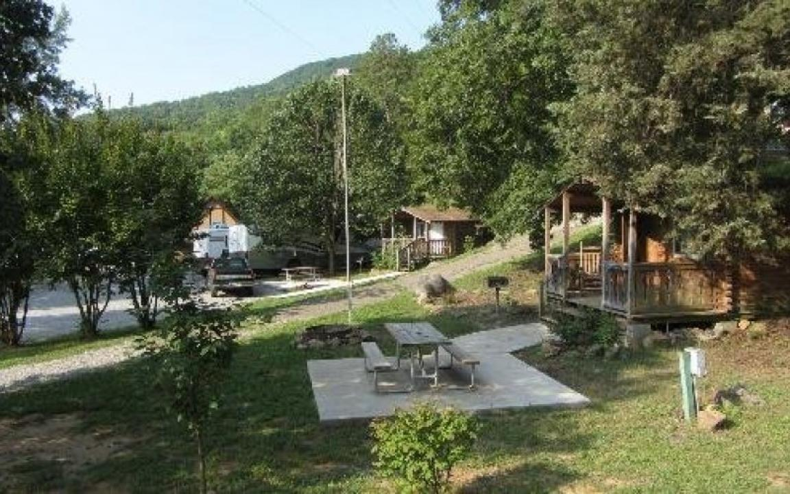 Raccoon Mountain Campground In Chattanooga Tn Tennessee