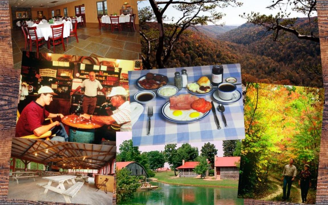 Vacation Cabins Amp Mountain Lodge In Monteagle Tn