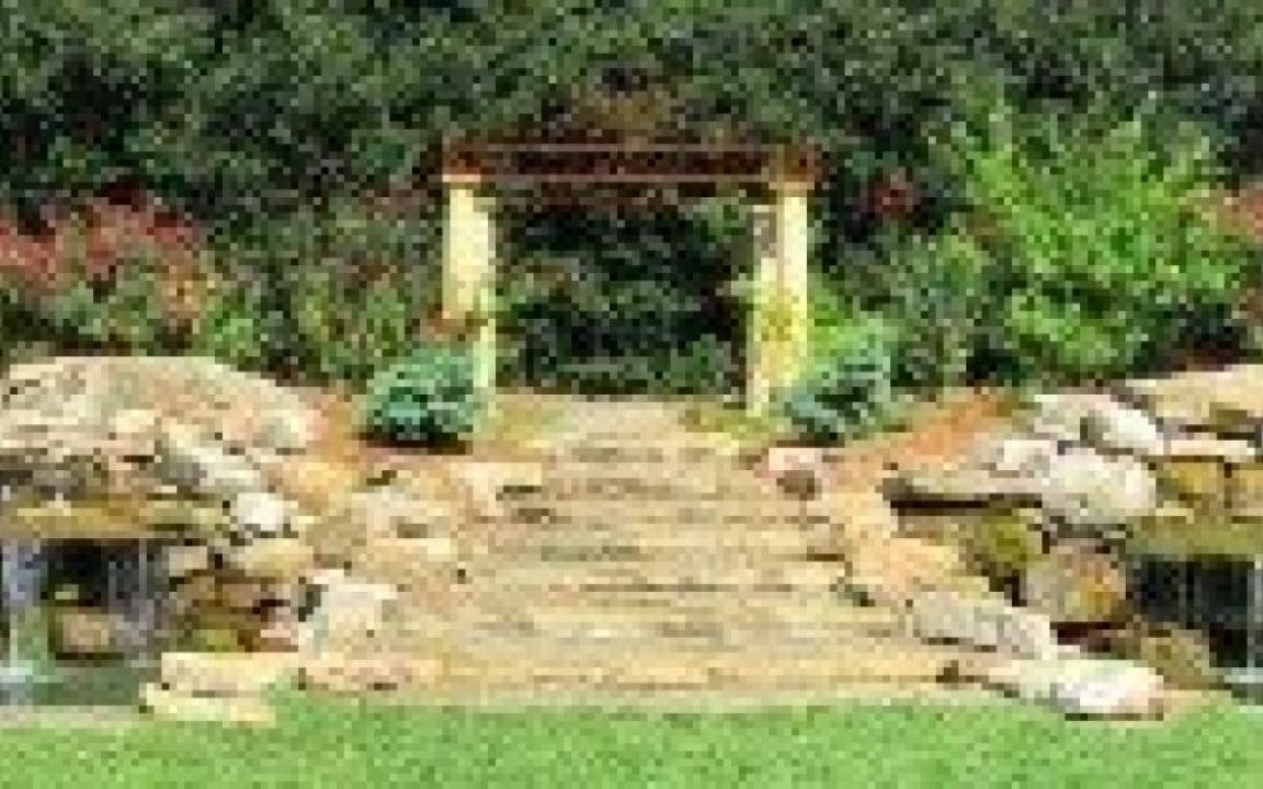 Amazing Stone Wall Garden Ideas Gallery - The Wall Art Decorations ...