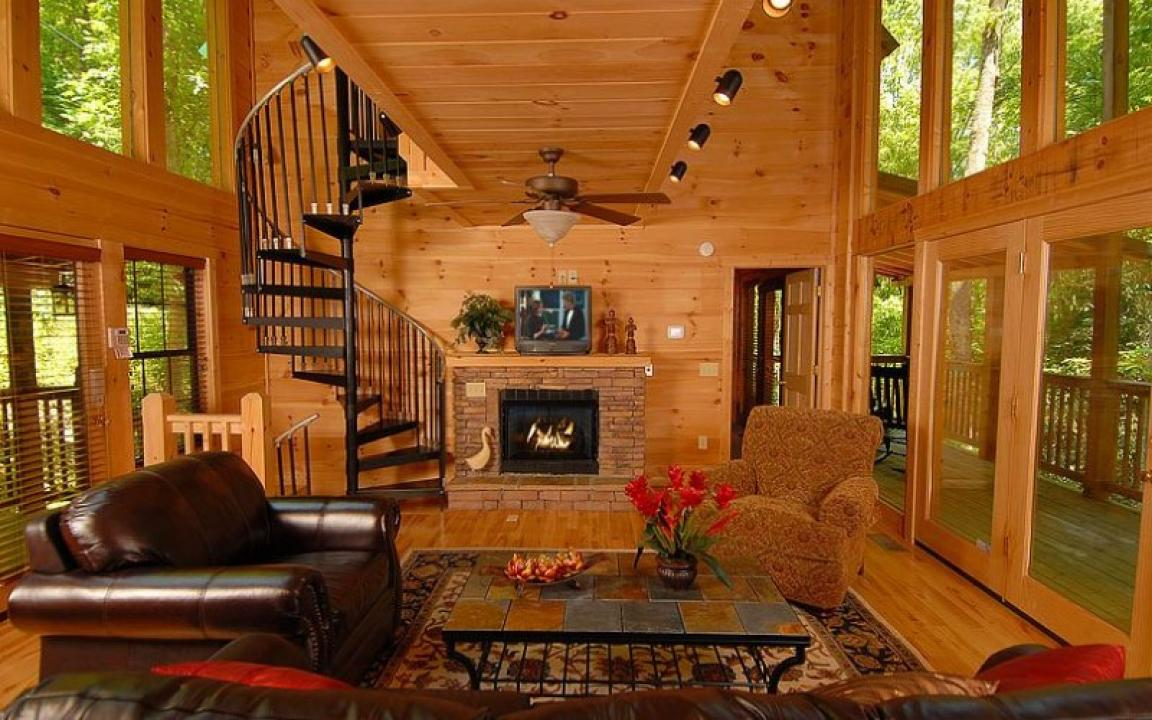 timber tops luxury cabin rentals gatlinburg in