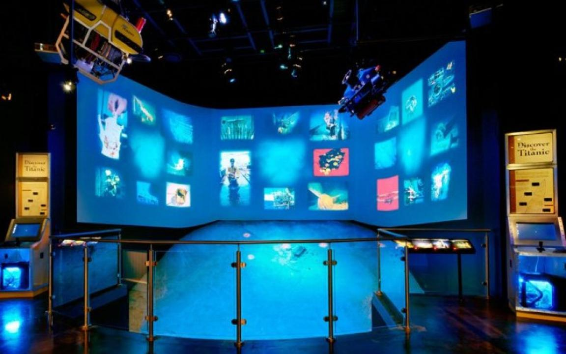 The TITANIC Discovery Gallery