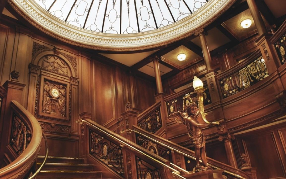 Walk on the Grand Staircase