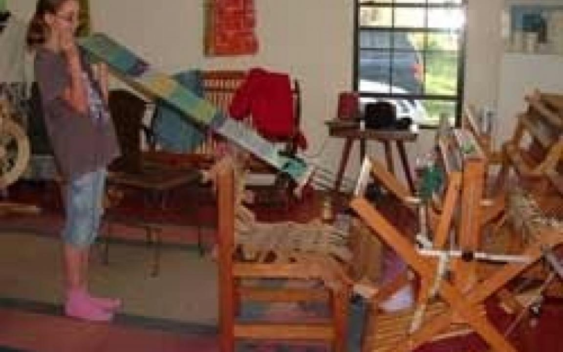 Weaving Arts Studio In Tellico Plains Tn Tennessee Vacation