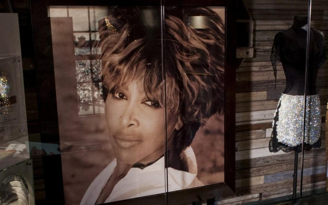 Tina Turner Museum in Brownsville TN
