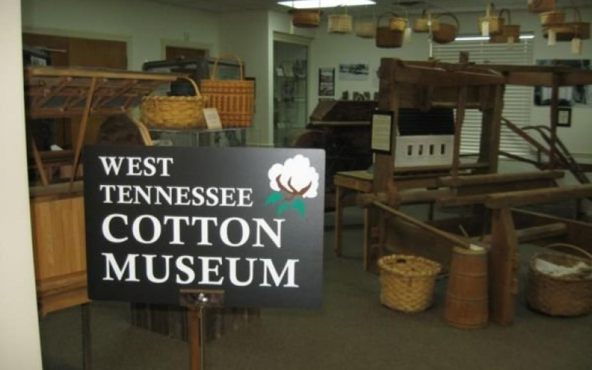 West Tennessee Cotton Museum