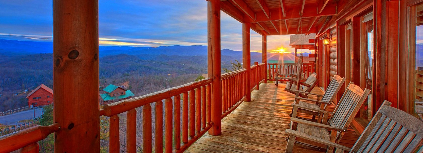 Majestic Mountain Vacations in Pigeon Forge, TN - Tennessee Vacation