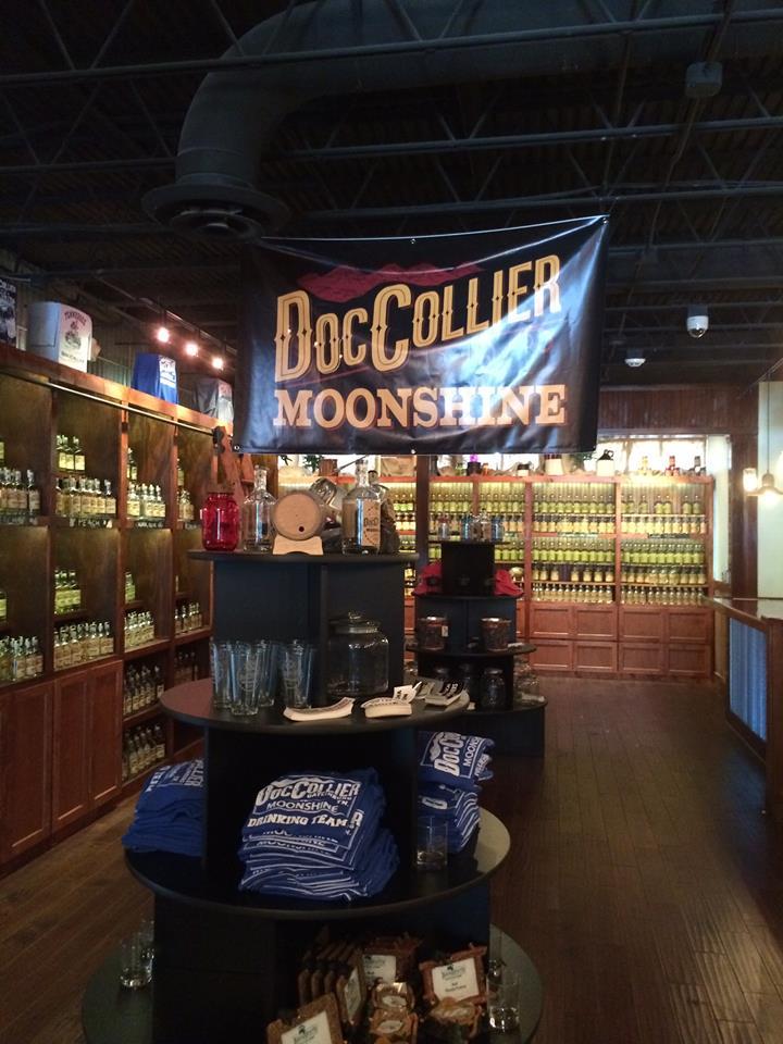 Doc Collier's in Gatlinburg